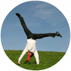 cartwheel - border
