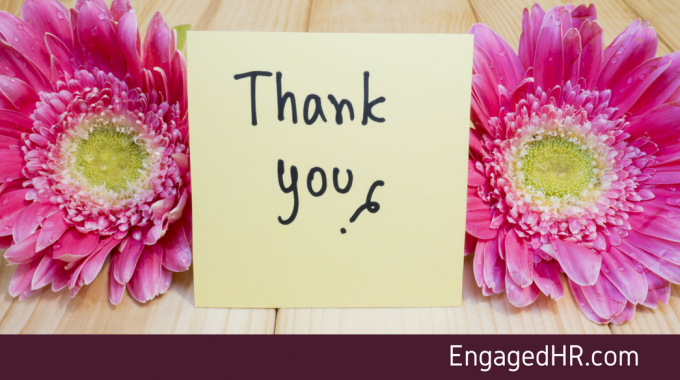 """8 Easy Ways To Cultivate A Workplace """"Attitude Of Gratitude"""""""