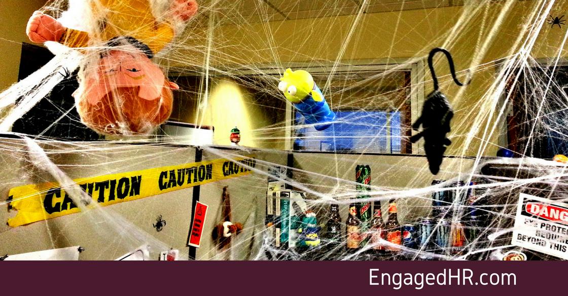 Halloween at Work: Spooktacular Inspiration