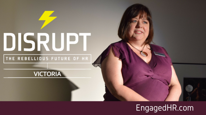 DisruptHR: The Innovative, The Inspiring And The Disruptive