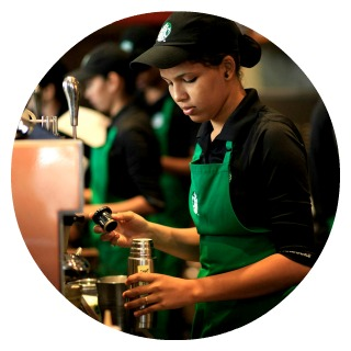 starbucks health and safety issues The starbucks assistant manager assists  and ensure a clean and safe working environment with active participation in the health and safety  requests or issues.