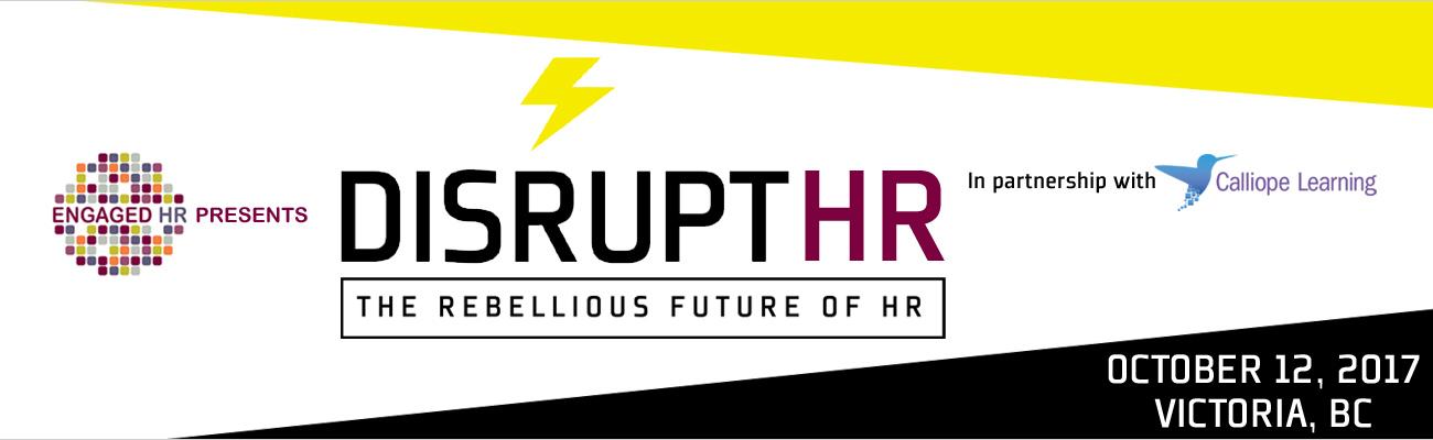 Disrupt HR 2017