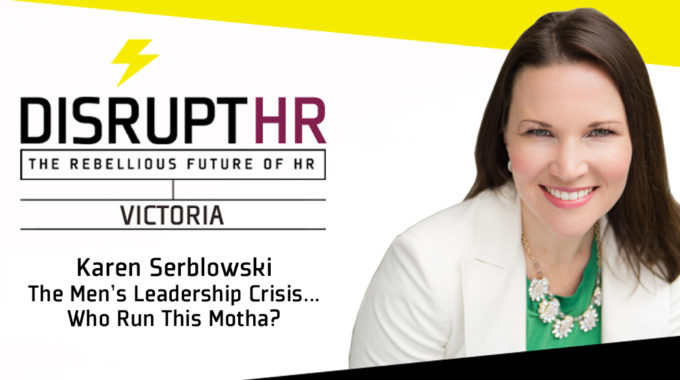 The Men's Leadership Crisis…Who Run This Motha?