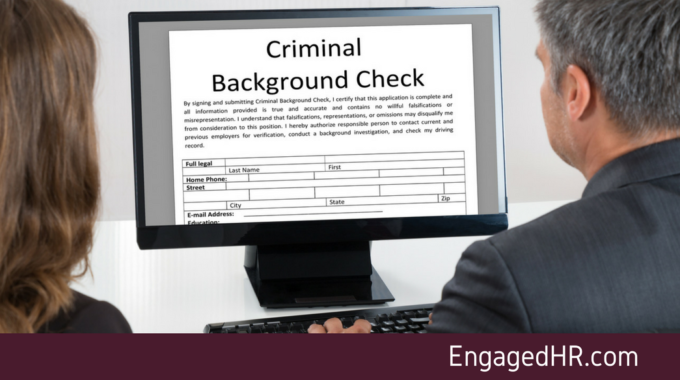Background Checks – Proceed With Caution