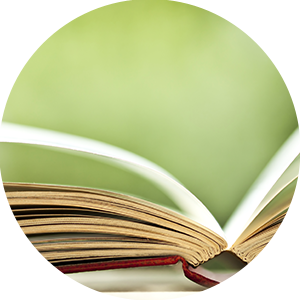 Book rounded