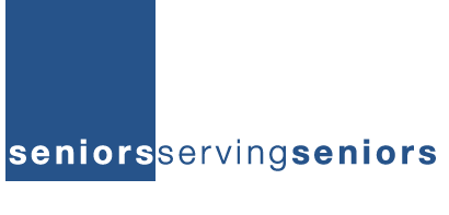 seniors serving seniors logo
