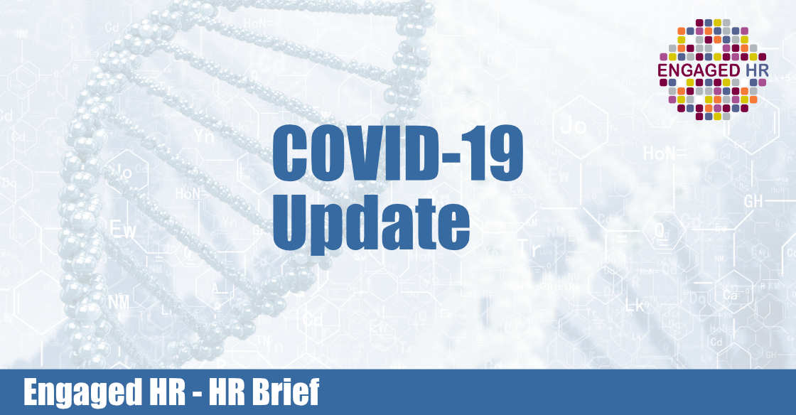 May 19: COVID-19 Update for Employers