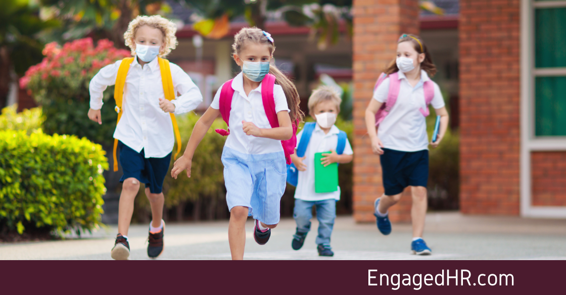 Going back to school in a pandemic